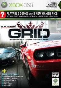 Xbox Magazine Demo Disc 86 Box Art