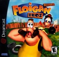 Floigan Bros. Episode 1 Box Art