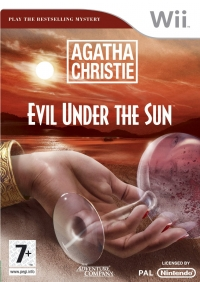 Agatha Christie: Evil Under The Sun Box Art