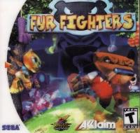 Fur Fighters Box Art