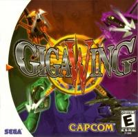 Giga Wing Box Art