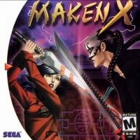 Maken X Box Art