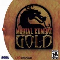 Mortal Kombat Gold Box Art