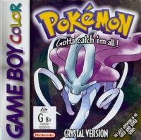 Pokémon: Crystal Version Box Art
