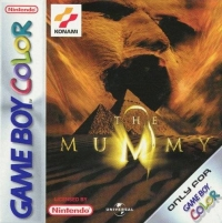 Mummy, The Box Art