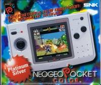 Neo Geo Pocket Color - Platinum Silver [EU] Box Art