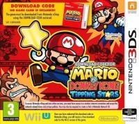 Mario vs. Donkey Kong: Tipping Stars - Download Code Box Art