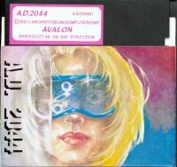 A.D.2044 Box Art