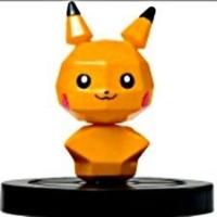 Shiny Pikachu [NA] Box Art