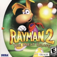 Rayman 2: The Great Escape Box Art