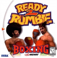 Ready 2 Rumble Boxing Box Art