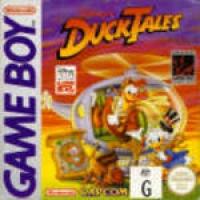 Disney's DuckTales Box Art