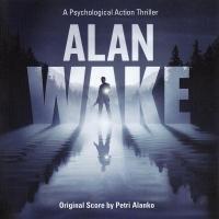 Alan Wake: Original Soundtrack Box Art