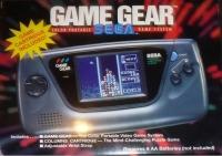 Sega Game Gear - Columns Box Art
