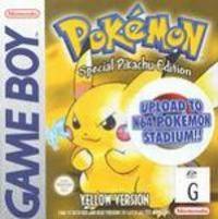 Pokémon: Yellow Version - Special Pikachu Edition Box Art