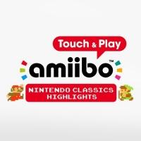 amiibo Touch & Play: Nintendo Classics Highlights Box Art