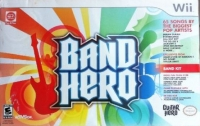 Band Hero - Band Kit [EU] Box Art