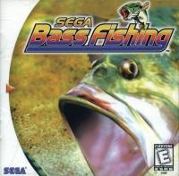 Sega Bass Fishing Box Art