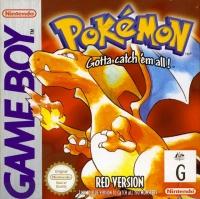 Pokemon: Red Version Box Art