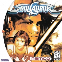 SoulCalibur Box Art
