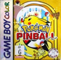 Pokémon Pinball Box Art