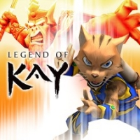 Legend of Kay Box Art
