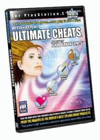 Action Replay Ultimate Cheats Final Fantasy X-2 Box Art