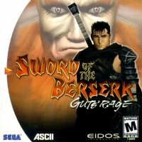 Sword of the Berserk: Guts' Rage Box Art