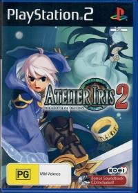 Atelier Iris 2: The Azoth of Destiny Box Art