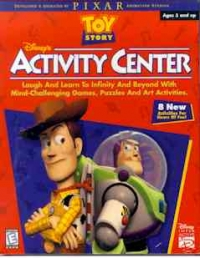 Disney's Toy Story Activity Center Box Art