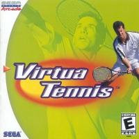 Virtua Tennis Box Art