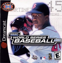World Series Baseball 2K2 Box Art
