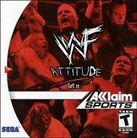 WWF Attitude Box Art