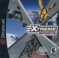 Xtreme Sports Box Art