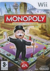 Monopoly Box Art