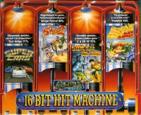16 Bit Hit Machine Box Art
