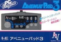 NEC Avenue Pad 3 Box Art