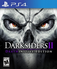Darksiders II - Deathinitive Edition Box Art