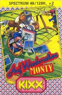 Auf Wiedersehen Monty Box Art