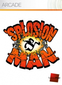 'Splosion Man Box Art