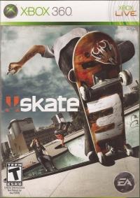 Skate 3 Box Art