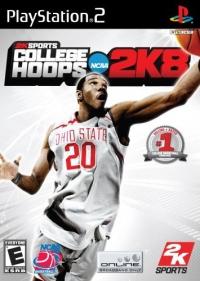 College Hoops NCAA 2K8 Box Art