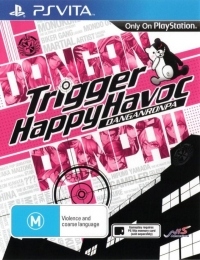 Danganronpa: Trigger Happy Havoc Box Art