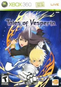Tales of Vesperia Box Art