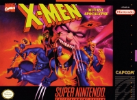 X-Men: Mutant Apocalypse Box Art