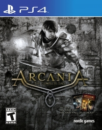 Arcania: The Complete Tale Box Art