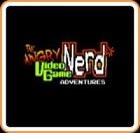 Angry Video Game Nerd Adventures Box Art