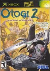 Otogi 2: Immortal Warriors Box Art