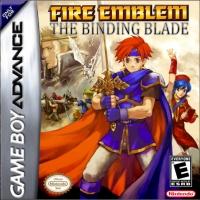 Fire Emblem: The Binding Blade Box Art