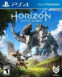 Horizon: Zero Dawn Box Art